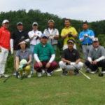 ゴルフコンペに行きました